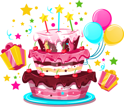 Celebrate with Birthdaybumps